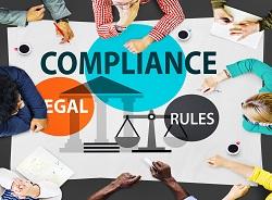 Compliance Legal Rule Compliancy Conformity Concept